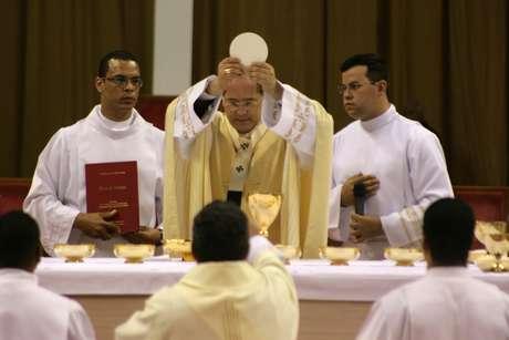 Dom Walmor Oliveira de Azevedo, arcebispo metropolitano de Belo Horizonte e presidente da CNBB