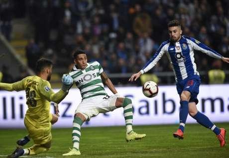 Porto e Sporting somam 16 títulos de Taça de Portugal cada um (AFP)