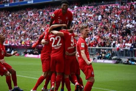 Bayern de Munique pode conquistar o 19º título da Copa da Alemanha na história (Divulgação/Twitter Bayern)