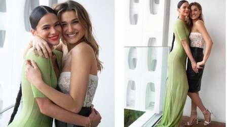Bruna Marquezine e Sasha (Fotos: @brumarquezine/Instagram/Reprodução)