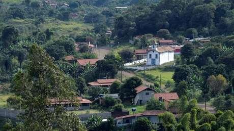 Distritos de Socorro (foto), Piteiras, Tabuleiro e Vila do Gongo foram evacuados em fevereiro