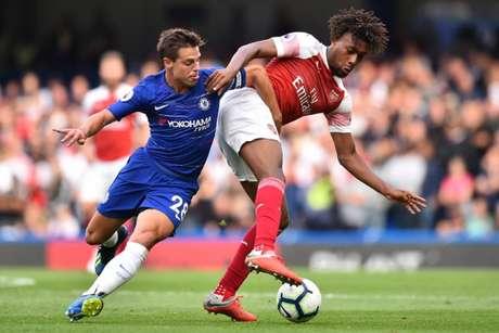Chelsea e Arsenal farão a final da Liga Europa em Baku, no Azerbaijão (AFP)