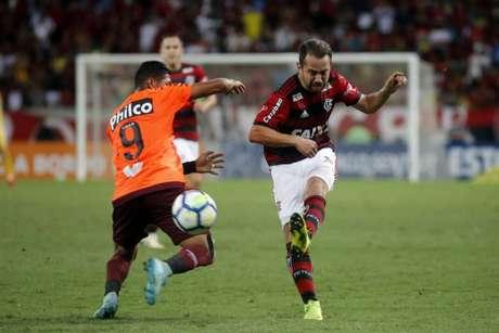 Everton Ribeiro é uma das esperanças do Flamengo contra o Athletico-PR (Foto: Gilvan de Souza/Flamengo)