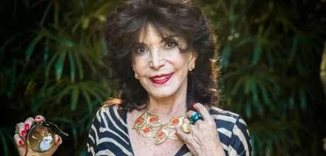 A última personagem da atriz na Globo foi a ricaça Lorraine na temporada passada de Malhação