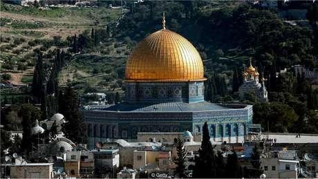 Jerusalém 'evoca um senso do sagrado, do histórico e do celestial' - a uma extensão potencialmente devastadora