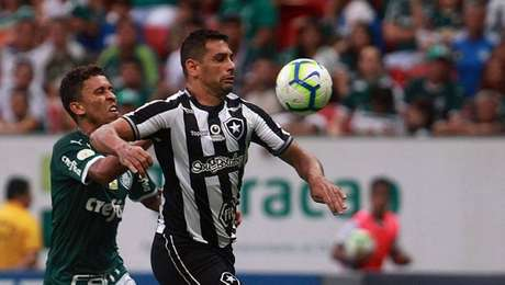 Botafogo promete lutar para anular jogo com o Palmeiras