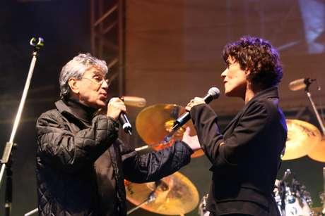Show do João Rock 2007 teve encontro entre Caetano Veloso e a banda Os Mutantes