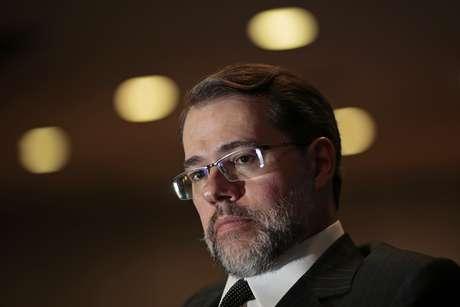 Presidente do STF, Dias Toffoli 03/10/2014 REUTERS/Ueslei Marcelino