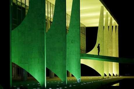 Palácio do Planalto em Brasília 27/04/2016 REUTERS/Ueslei Marcelino