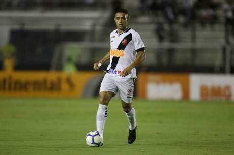 Werley foi capitão do Vasco mais uma vez, neste domingo (Foto: Rafael Ribeiro/Vasco)