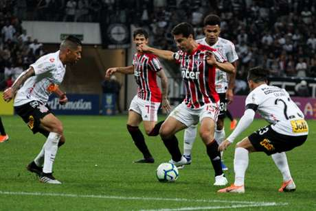 Após vitória no clássico, Fagner destaca boa atuação do Corinthians (Foto: Rodrigo Cocca/Ag. Corinthians)