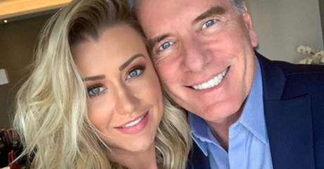 O casal Justus e Ana Paula tem 2,3 milhões de seguidores no Instagram