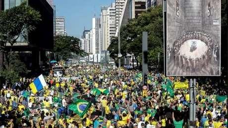 O ministro disse que as manifestações de domingo, 26 de maio, tiveram um caráter democrático