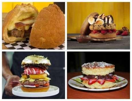 Dia Mundial do Hambúrguer: alguns lanches que farão você mudar conceitos.