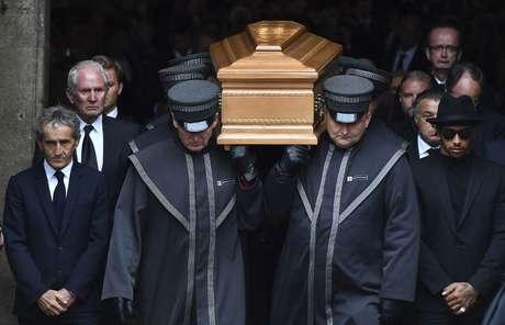 Funeral de Niki Lauda é realizado em Viena
