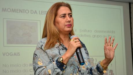 Ruthneia Vieira Lima expandiu estratégia para outras escolas do Piauí