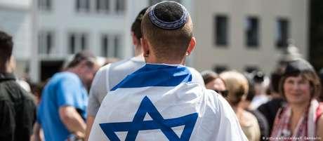 Só um judeu invisível pode ser judeu na Alemanha?