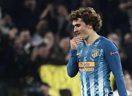 Griezmann não tem aprovação de parte do elenco do Barcelona (Foto: AFP)