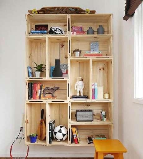 8. Utilize objetos reciclados como dicas de decoração barata – Foto: Hggirlonfire