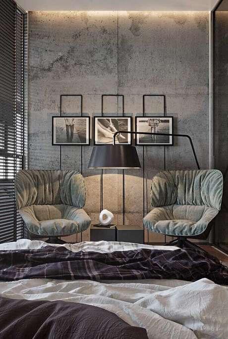 32. Dicas de decoração para casa com estilo industrial – Foto: Mauricio Gebara Arquitetura
