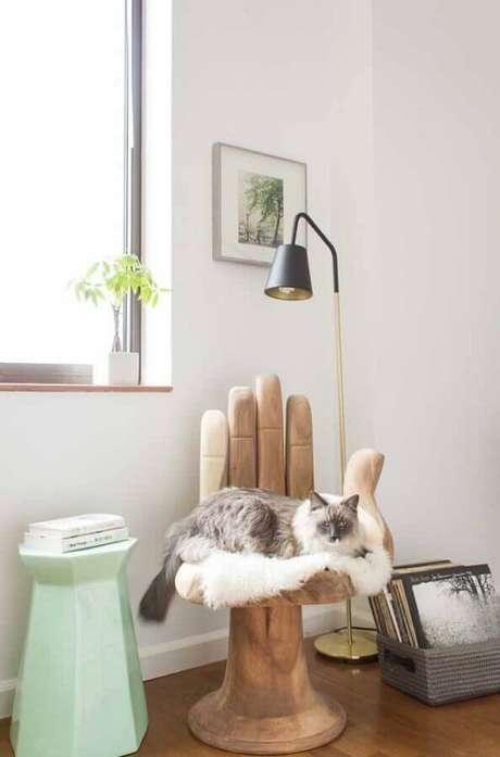 36. Dicas de decoração para casa com móveis diferentes – Foto: Pinterest