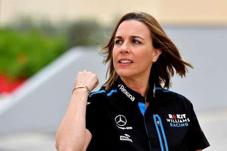 Claire Williams espera melhorias significativas em breve
