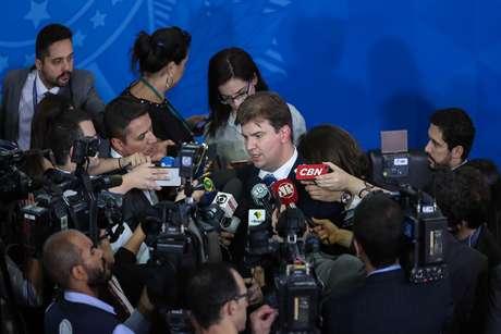 Ministro do Desenvolvimento Regional, Gustavo Canuto