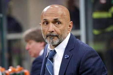 Luciano Spalletti não conseguiu levar a Inter além da quarta posição na Série A