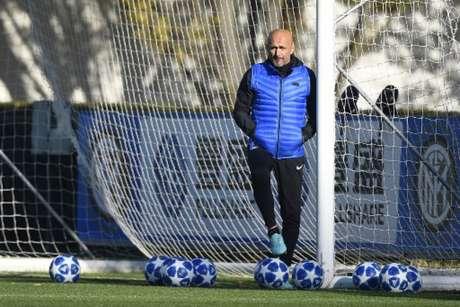 Inter demite Spalletti; Conte deve ser o sucessor (Foto: Miguel Medina / AFP)