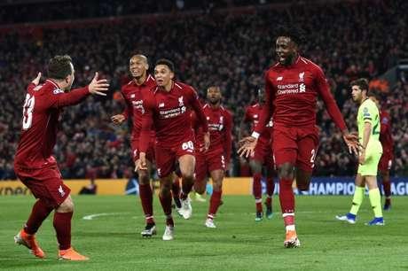 Liverpool fez o impossível para chegar na decisão da UCL (Foto: Paul ELLIS / AFP)