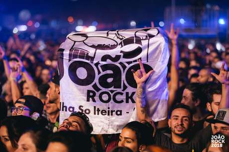 Festival João Rock acontece no sábado, 15 de junho