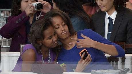 Para Obama, as viagens com as filhas são as mais memoráveis