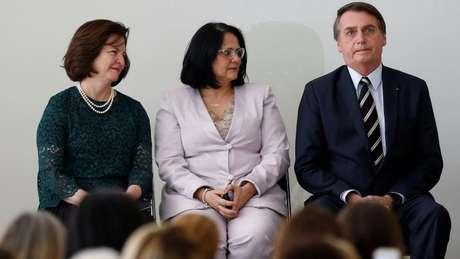 """Segundo Damaes, presidente Bolsonaro pede que """"não criem programas de governo, não criem projetinhos, mas políticas públicas estruturantes"""""""
