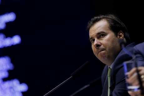 Presidente da Câmara, Rodrigo Maia 02/04/2019 REUTERS/Adriano Machado
