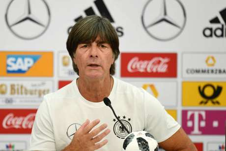 Joachim Löw vai ser substituído pelo auxiliar Marcus Sorg no próximo mês (Foto: TOBIAS SCHWARZ / AFP)