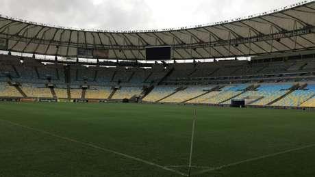Torcida do Corinthians lotará o espaço que lhe foi reservado no Maracanã (Foto: Divulgação)