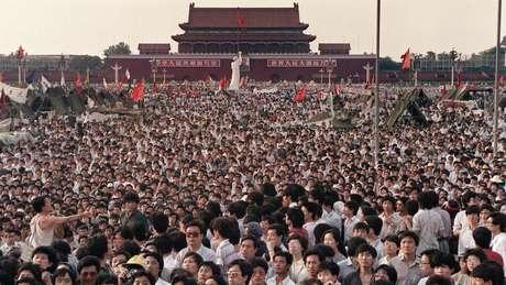 Apesar da esperança de mudança, os protestos podem ter adiado a chance de haver reformas políticas na China por uma geração ou mais