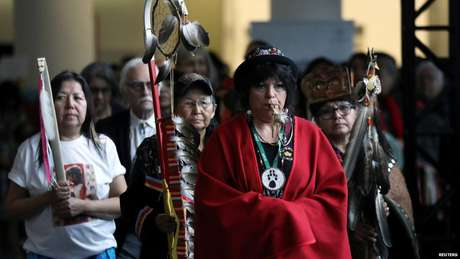 Closing ceremony for the National Inquiry into Missing and Murdered Indigenous Women and Girls