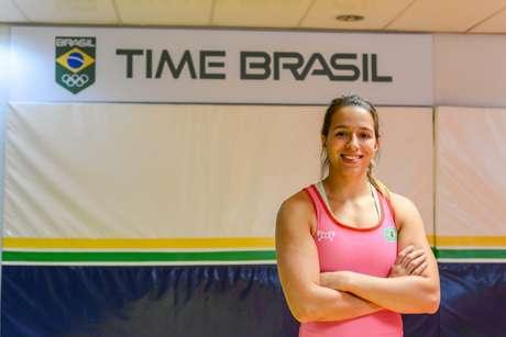 Giulia Penalber representará o Brasil no Pan de Lima (Foto: Rodrigo Galvão)