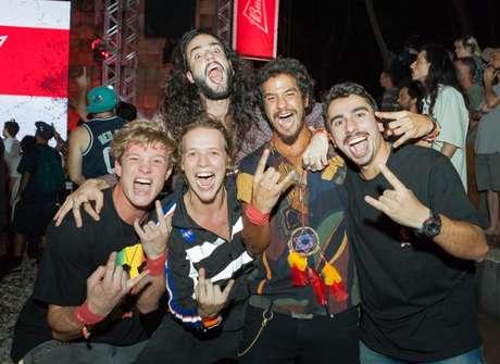 Banda Fuze vai abrir o festival no palco João Rock