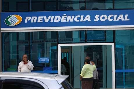 Movimentação em agência da Previdência Social, no Jabaquara, em São Paulo (SP) em 20 de maio de 2019