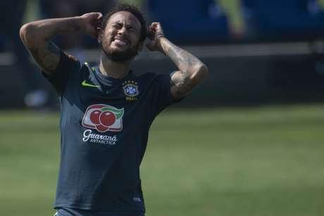 Neymar está sendo acusado de estupro (Foto: AFP)