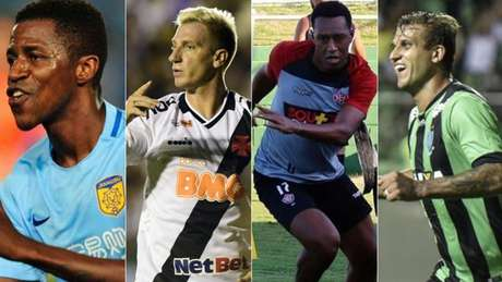 Ramires, Maxi, Fabrício e Rafael Moura são alguns dos jogadores livre no mercado (Divulgação)