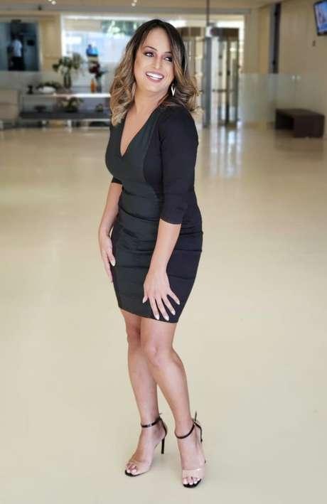 Após receber muitos 'nãos' no início da carreira, Lisa Gomes conquistou espaço na RedeTV!