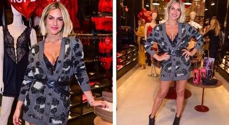 Giovanna Ewbank (Fotos: Leo Franco/AgNews)