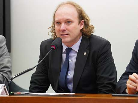 Deputado federal Rodrigo Agostinho