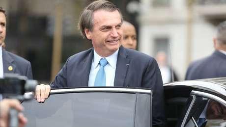 Bolsonaro defendeu alteração em regra afirmando que os pais têm bom-senso de avaliar a questão