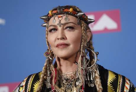 Madonna no MTV Music Awards 2018