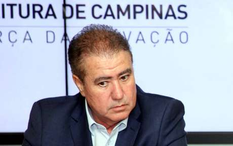 Prefeito de Campinas, Jonas Donizette