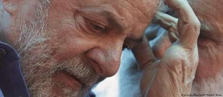 Lula está preso há mais de um ano